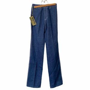 Vintage 80's NWT Bonjour High Rise Denim Jeans
